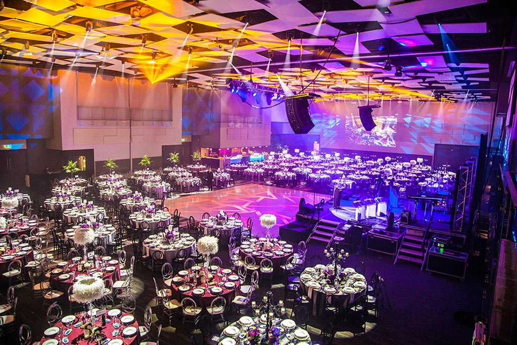 Universal Eventspace 104